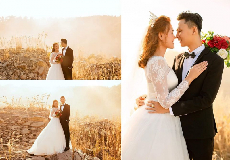 Áo cưới Mi Lan