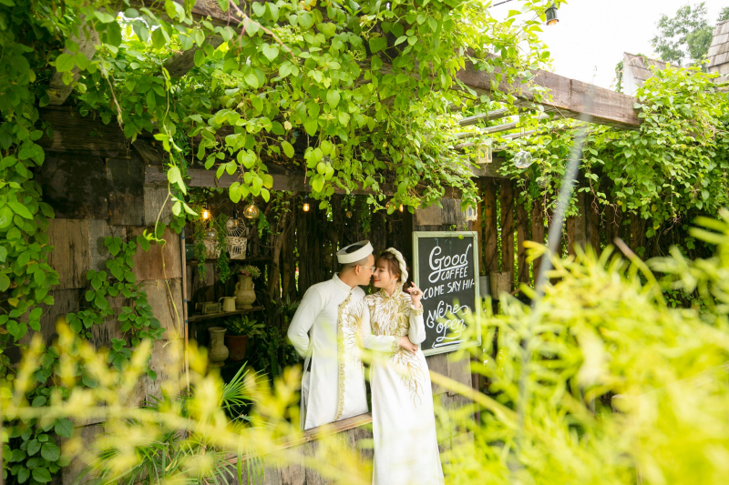 Áo cưới Vivi