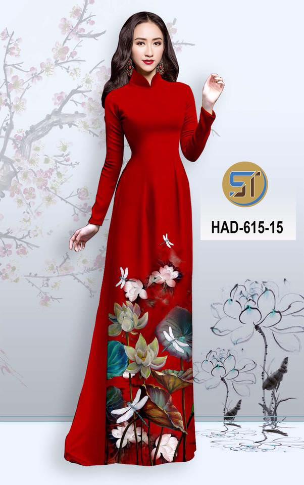 Mẫu áo dài được yêu thích tại Áo dài Thiên Nga