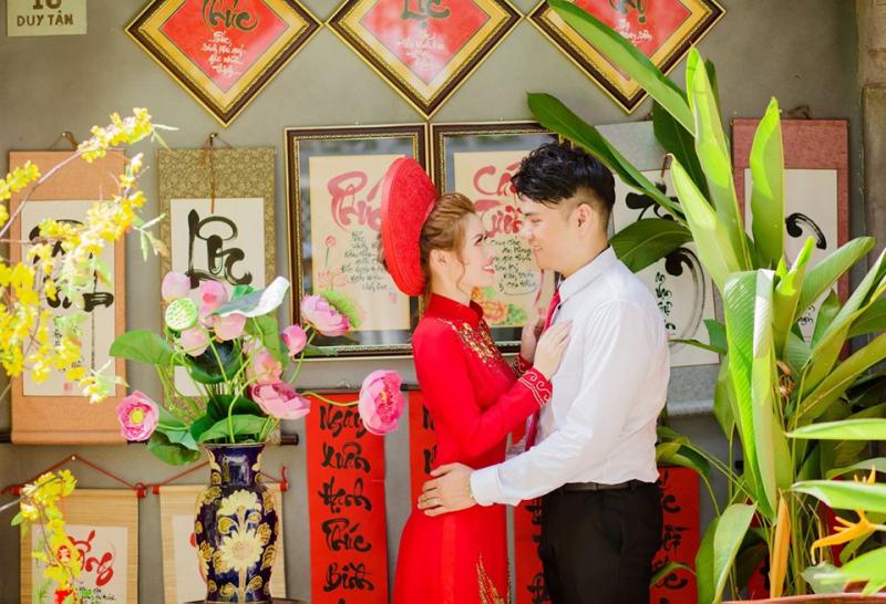 Top 8 Địa chỉ cho thuê áo dài cưới hỏi đẹp nhất quận 10, TP. HCM