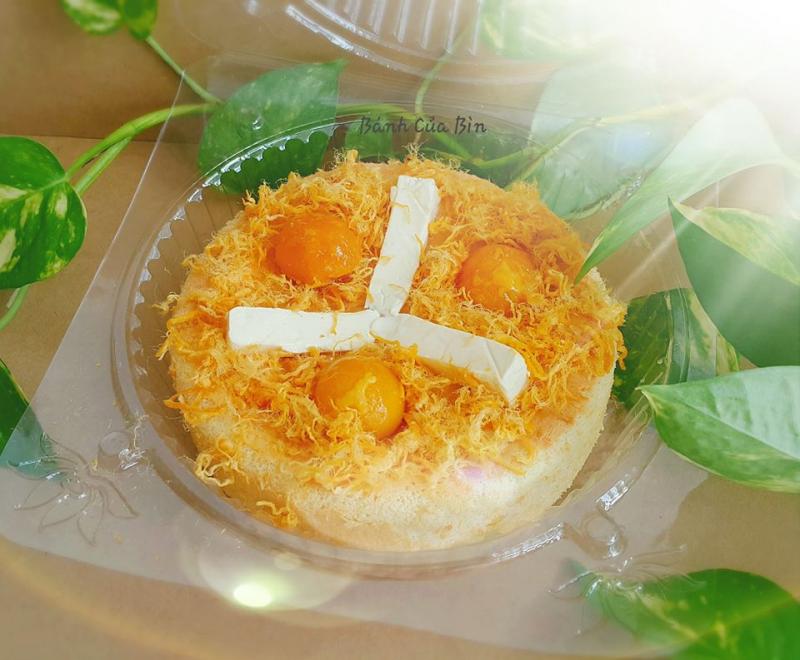 Bánh của Bìn