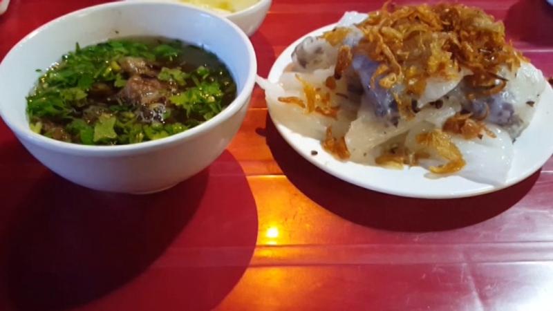 Bánh cuốn Bắc - Mạc Thị Bưởi