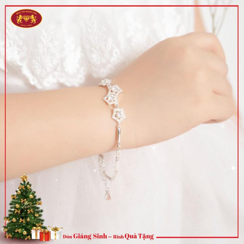 Trang sức bạc đẹp tại Bảo Tín Mạnh Hải, Quận Đống Đa, Hà Nội
