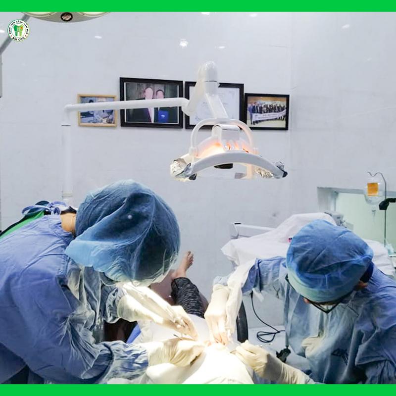 Bệnh viện Răng - Hàm - Mặt Sài Gòn