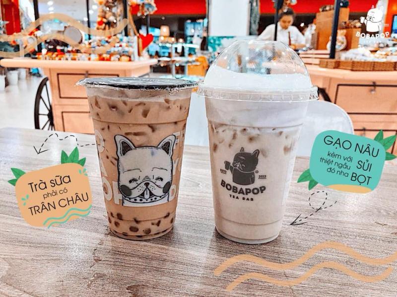 Bobapop Taiwan Lattea
