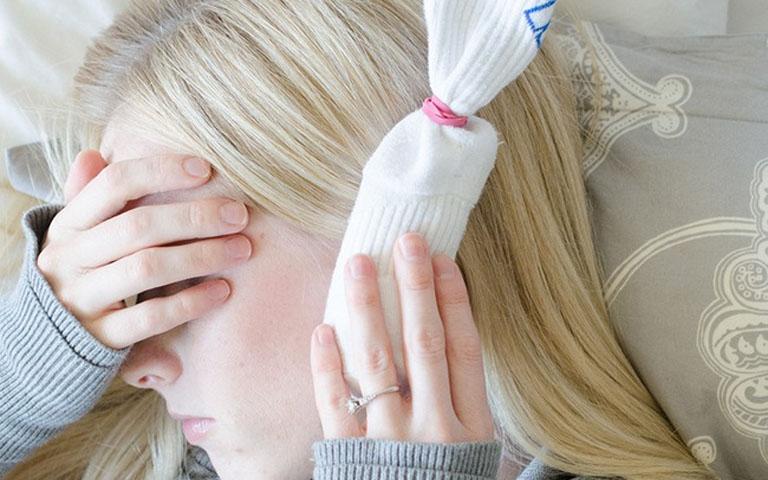 Cách trị viêm tai giữa bằng muối