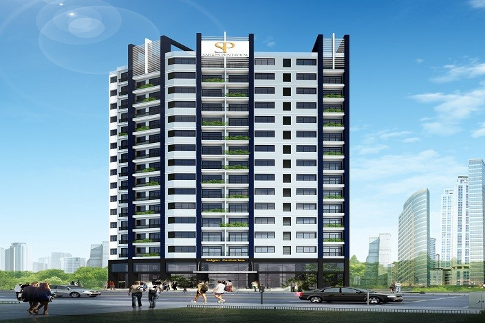 Top 6 chung cư cho người thu nhập thấp tốt nhất quận Bình Thạnh, TP.HCM