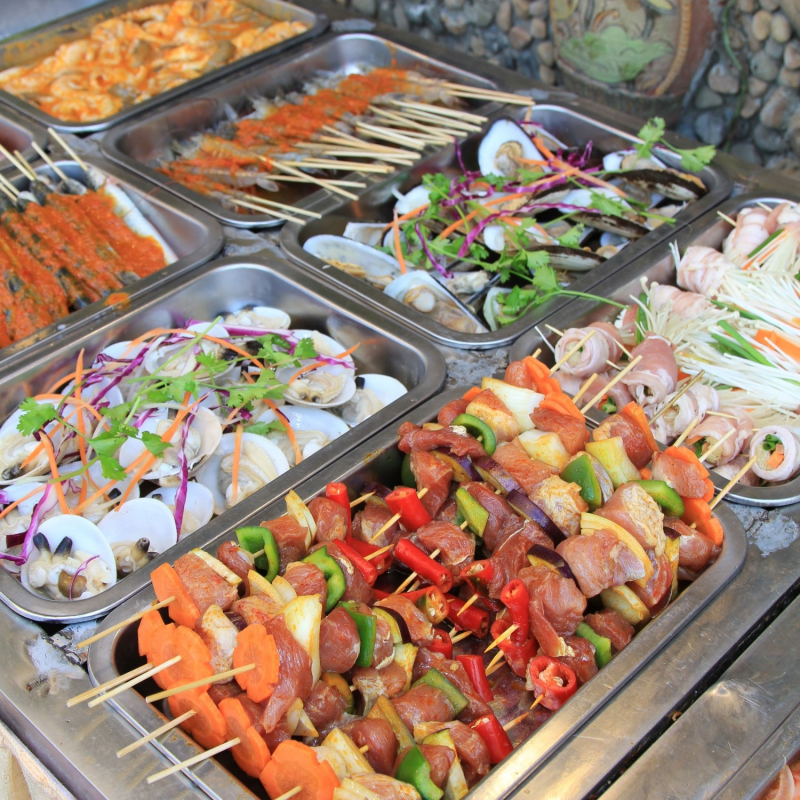 Buffet Cánh Đồng quán