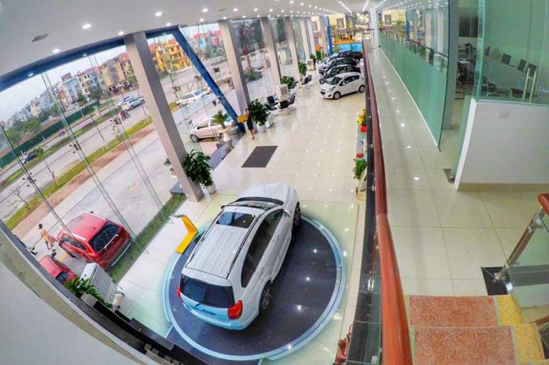 Đại lý Chevrolet Bắc Ninh