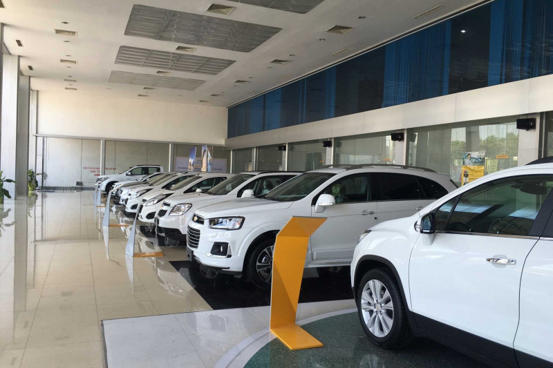 Chevrolet Biên Hòa (