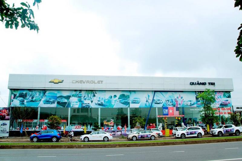 Chevrolet Quảng Trị