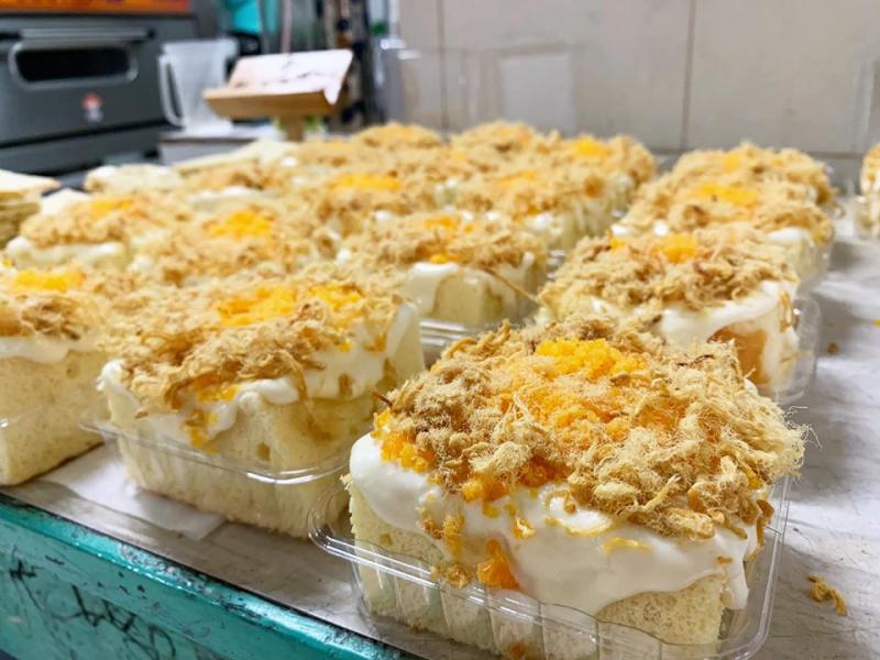 ChienChien Cake
