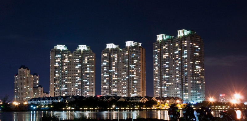 Saigon Pearl được thiết kế, xây dựng và quản lý bởi các chuyên gia hàng đầu quốc tế