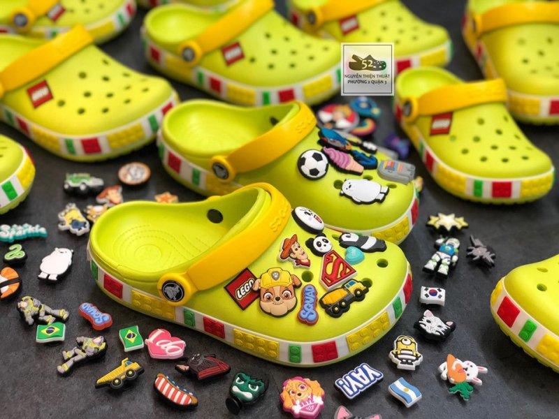 Crocs cho bé
