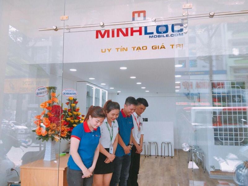 Cửa hàng điện thoại Minh Lộc Mobile