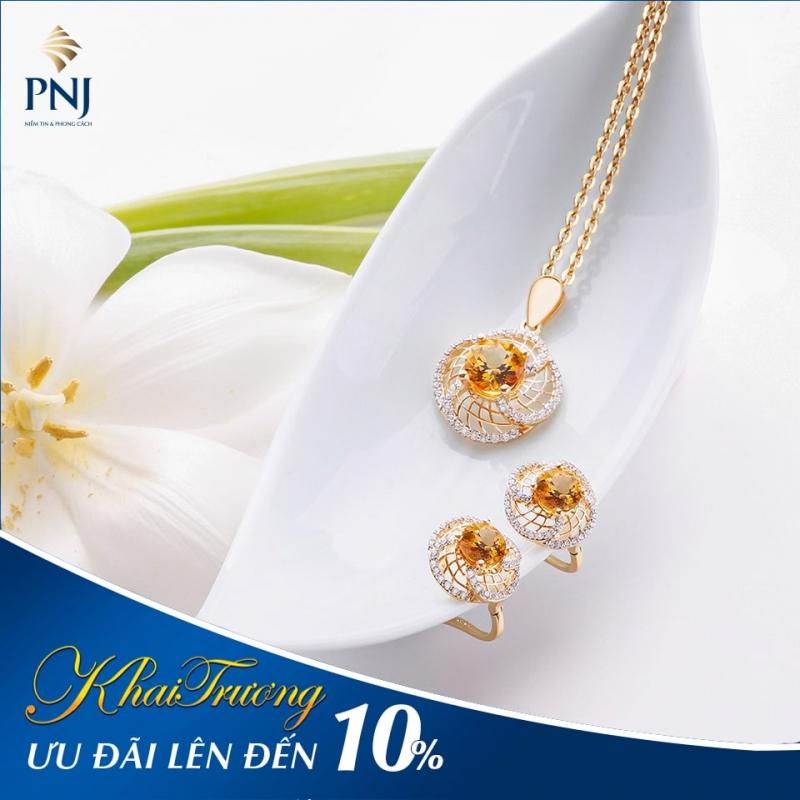 Cửa hàng PNJ - TP. Việt Trì
