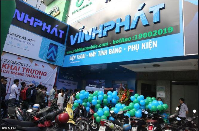 Cửa hàng Vĩnh Phát Mobile