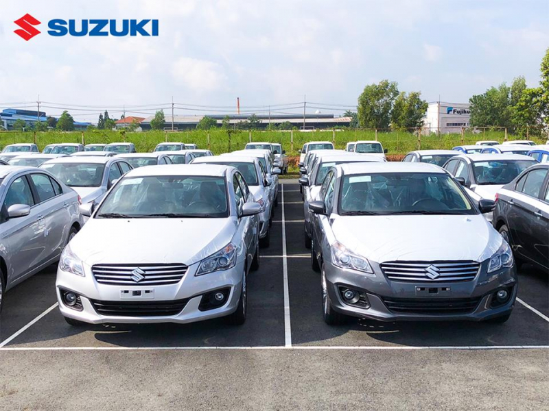Đại lý Suzuki Trọng Thiện