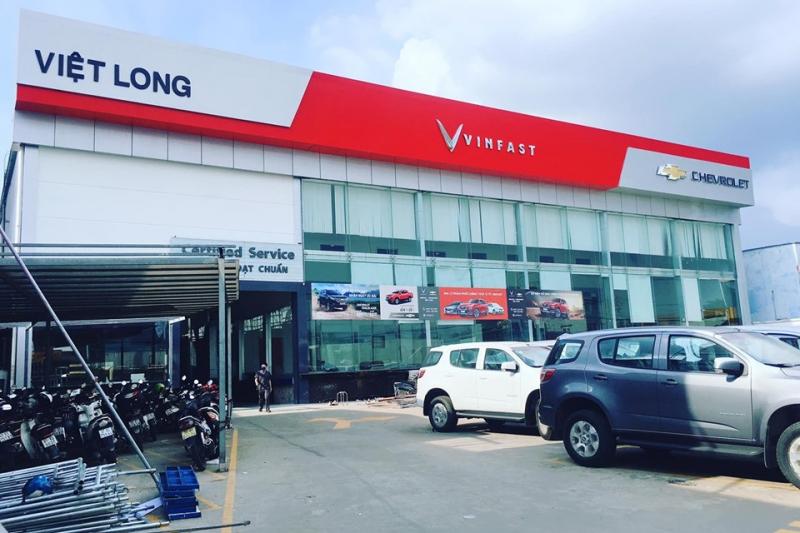 Đại lý Suzuki Việt Long