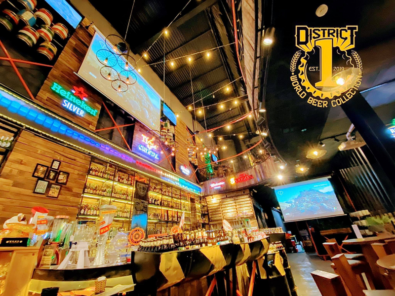District 1 - World Beer Collection