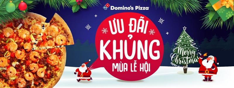Domino's Pizza - Trần Hưng Đạo