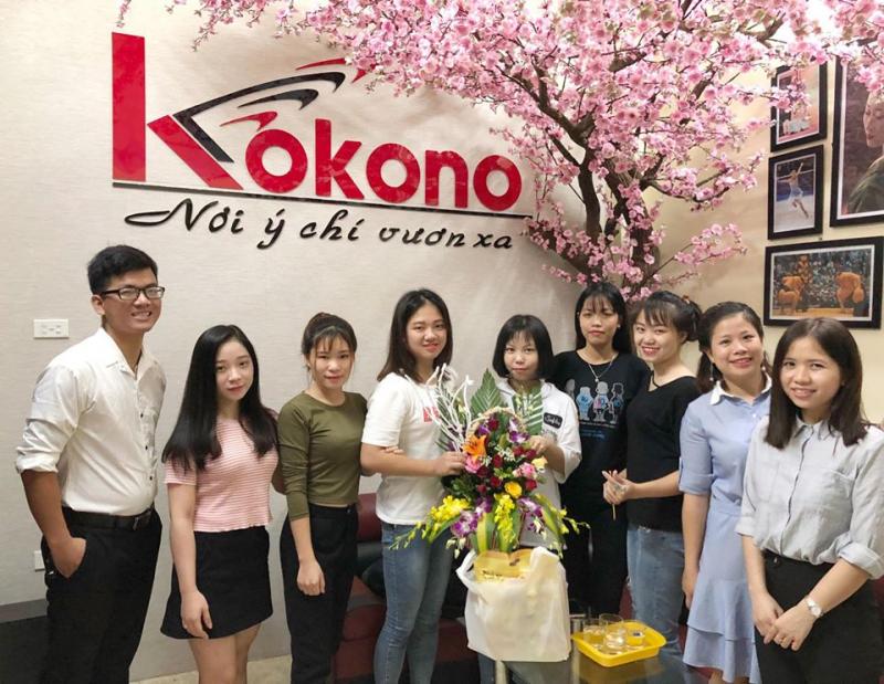Du học Kokono