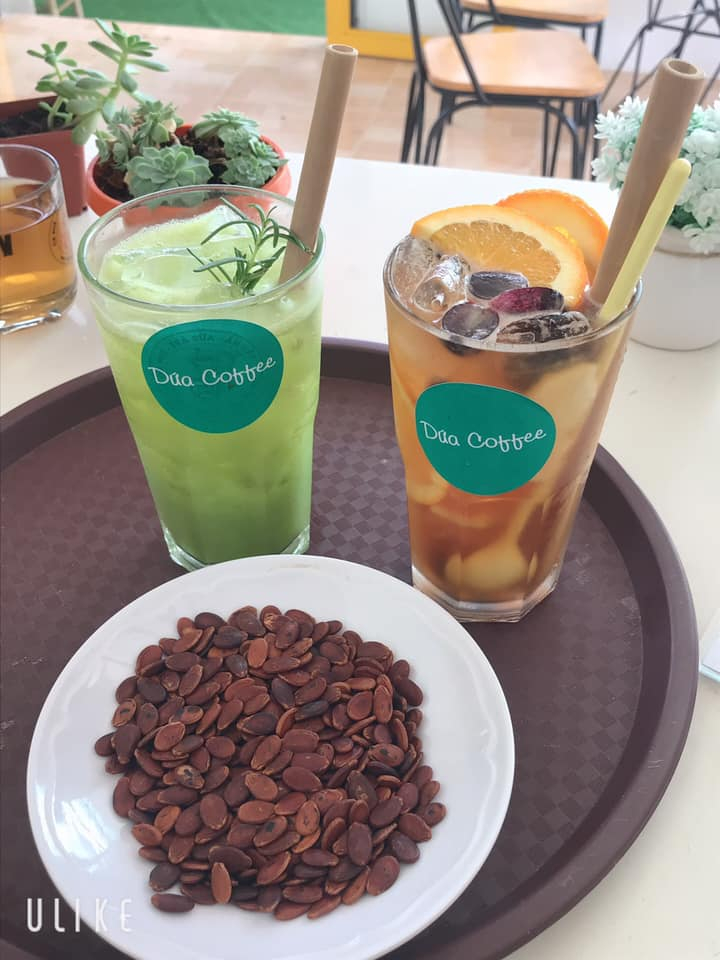 Dứa Cafe