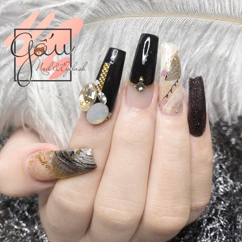 Gấu Nail & Eyelash