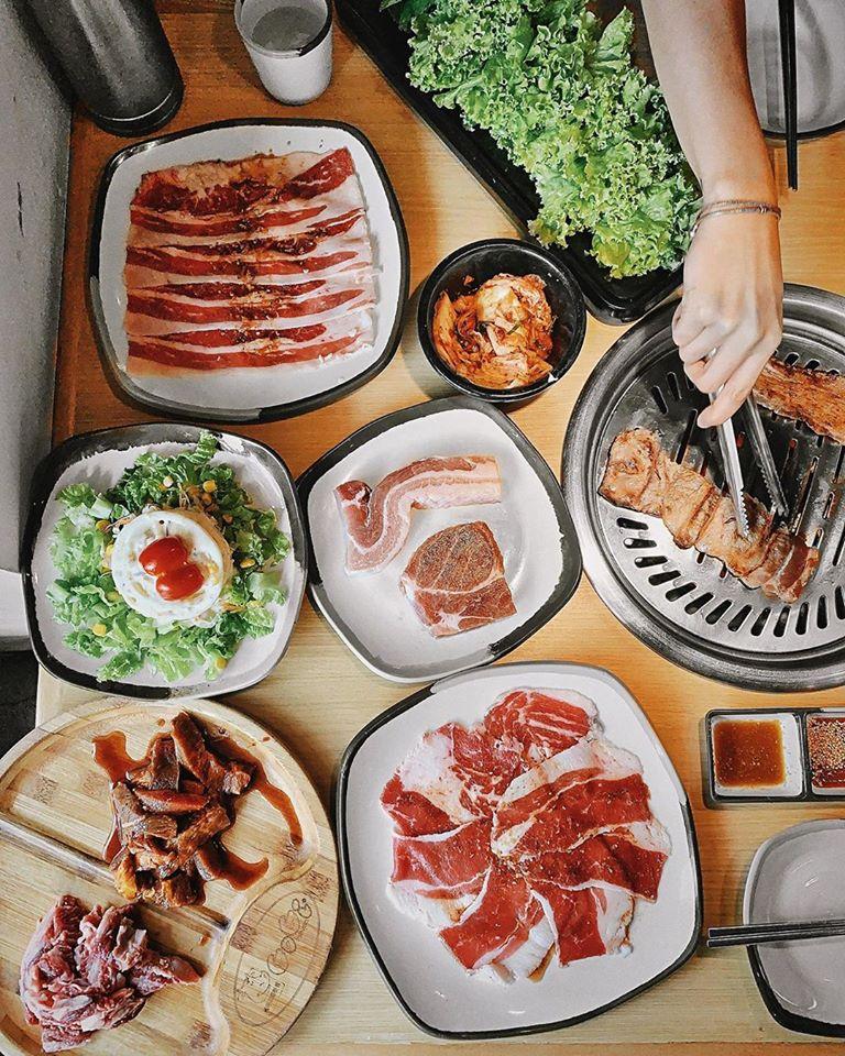 Nhà hàng nướng GoGi House