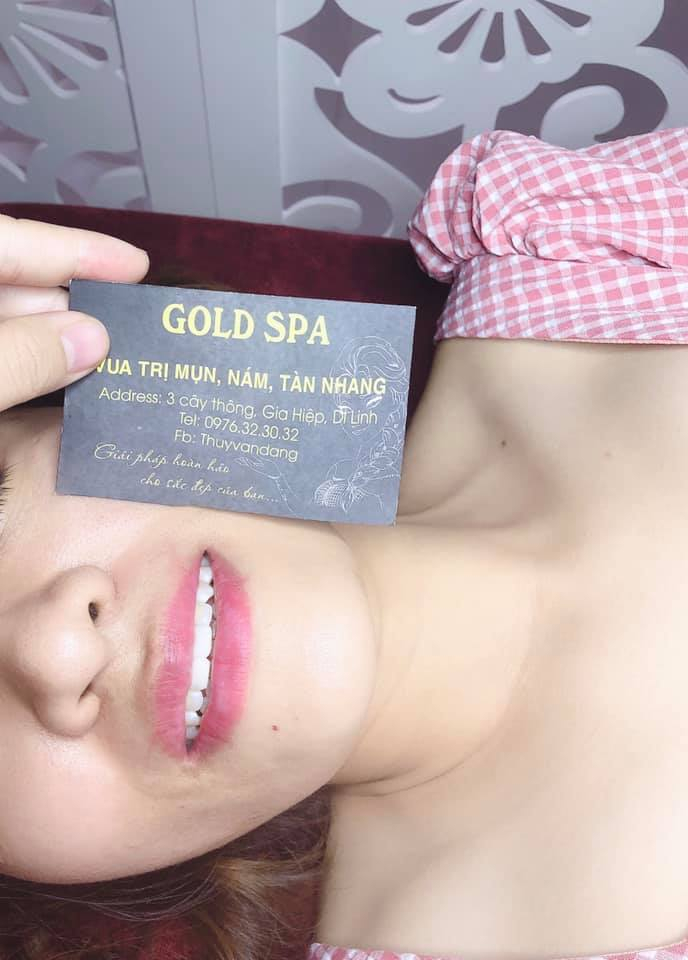 Gold Spa