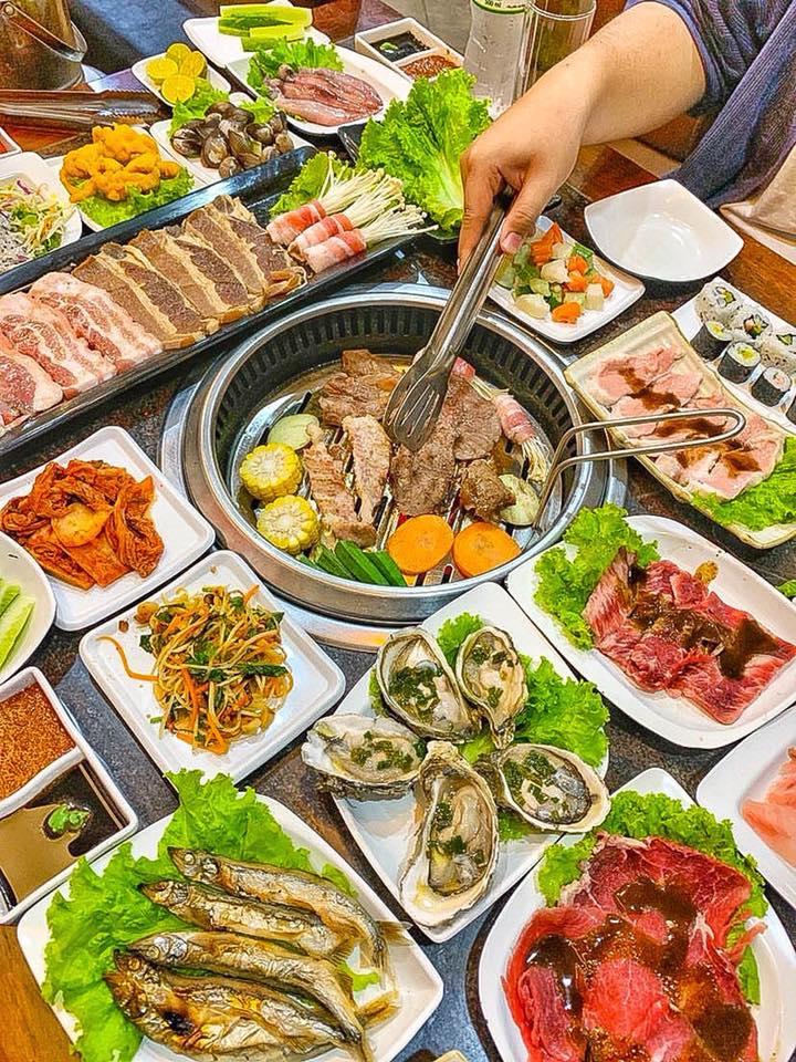 HABIT BBQ Nhà hàng nướng lẩu Cầu Giấy