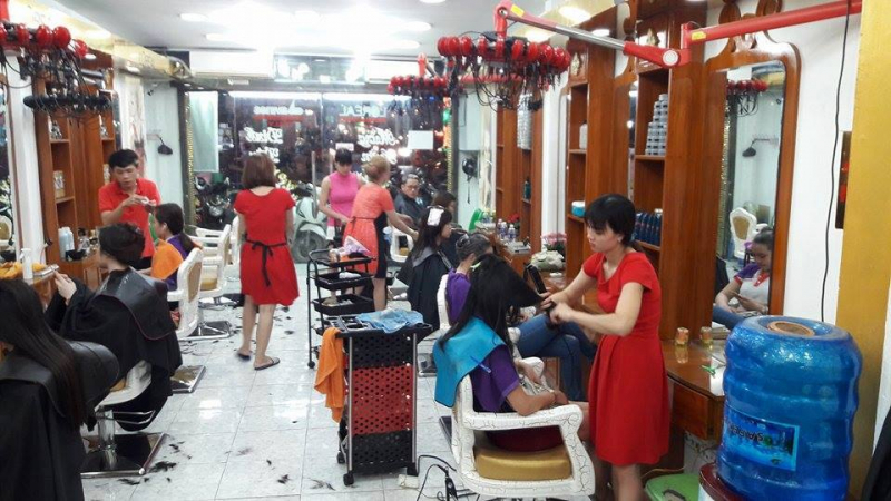 Hair Salon Hoang Paris