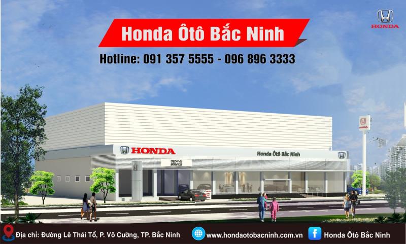 Honda Ôtô Bắc Ninh.