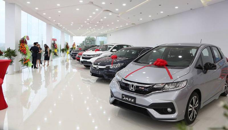 Honda Ôtô Biên Hòa