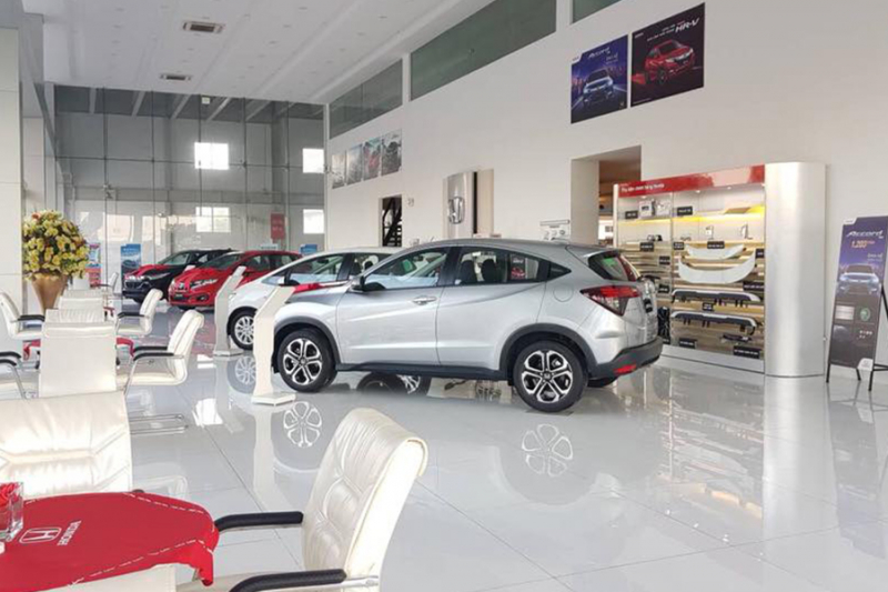Honda Ôtô Bình Định.
