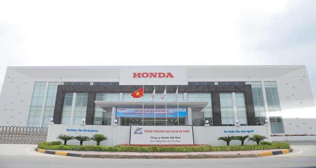 Đại lý Honda Ôtô Hà Đông