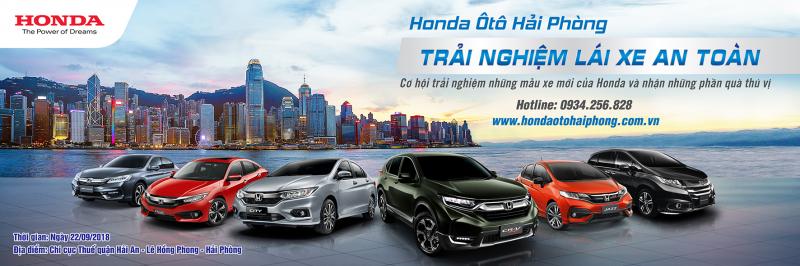 Honda Ôtô Hải Phòng
