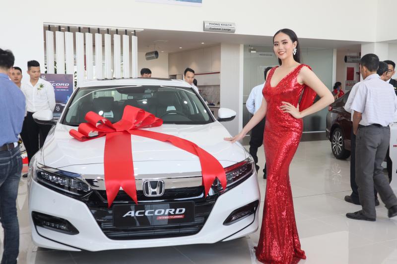 Honda ô tô Kiên Giang