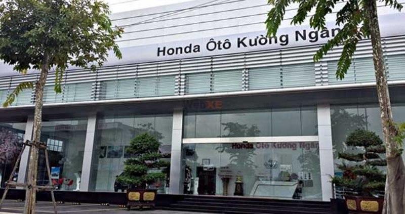Honda Kường Ngân