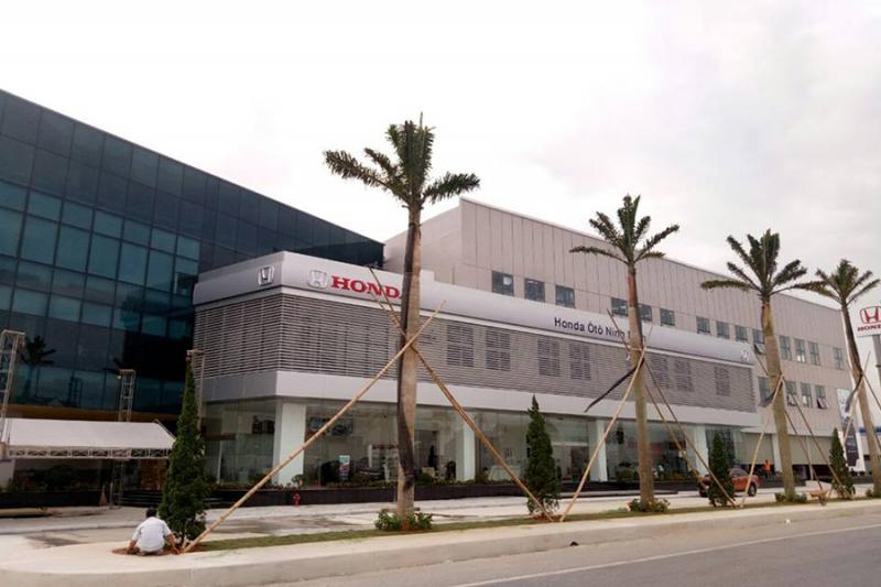 Honda Ô tô Ninh Bình