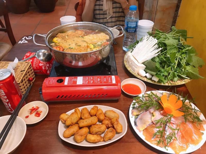 HotPot Center – Quán Lẩu Ngon Sapa