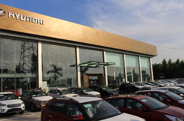 Hyundai Bắc Giang