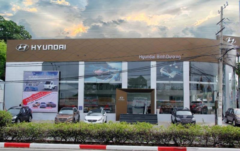 Hyundai Bình Dương