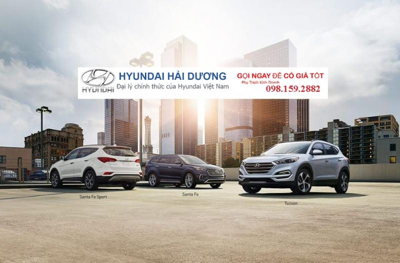 Showroom Hyundai Hải Dương