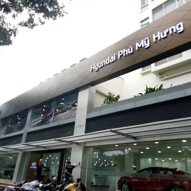 Hyundai Phú Mỹ Hưng