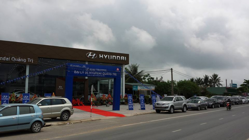 Đại lý Hyundai Quảng Trị