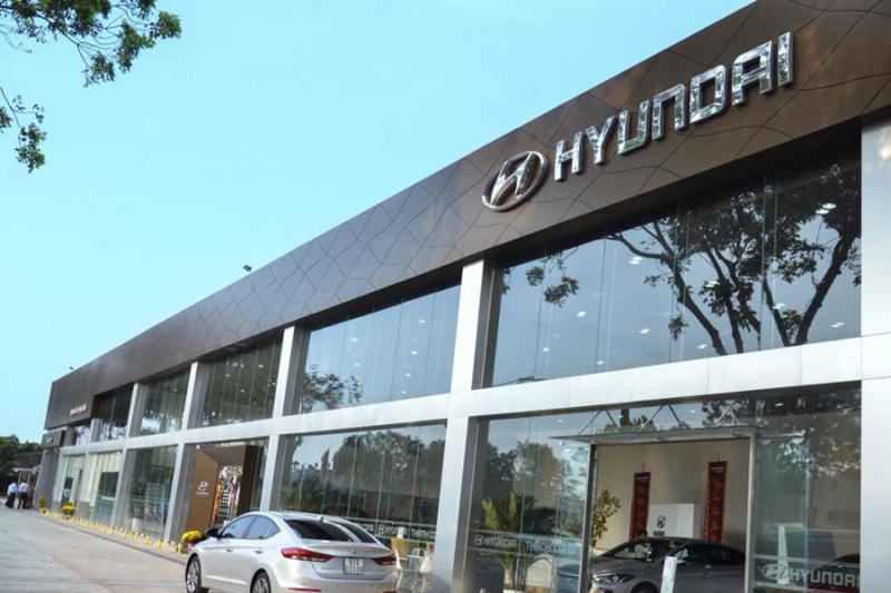 Hyundai Phổ Quang