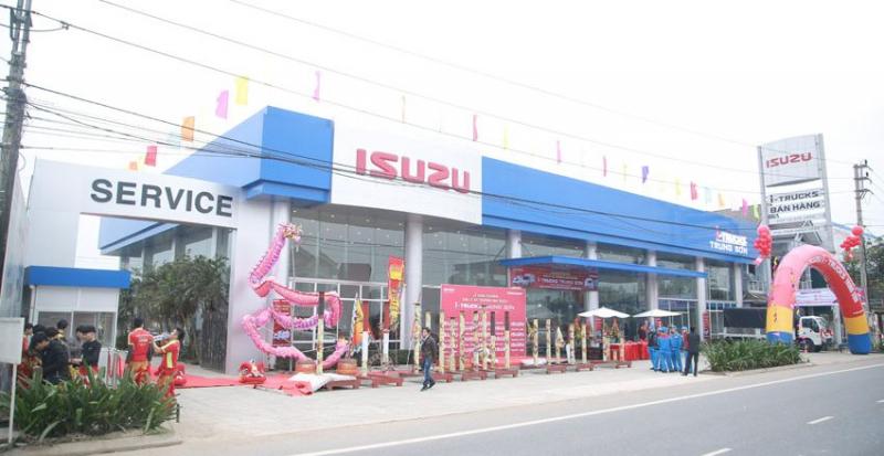 Isuzu Trung Sơn