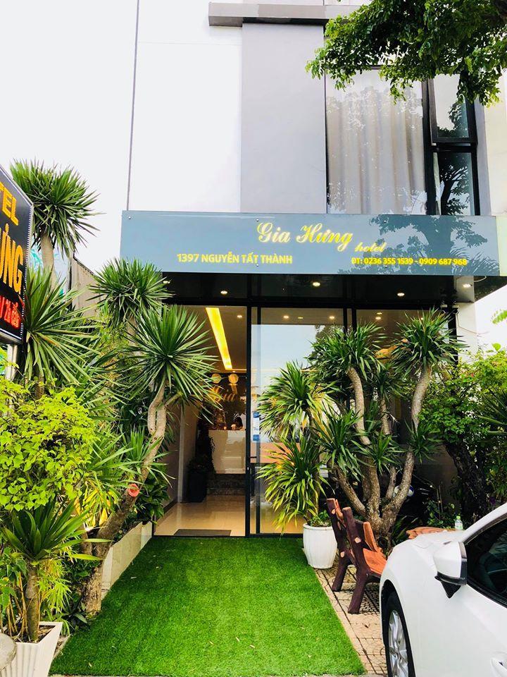 Khách sạn Gia Hưng