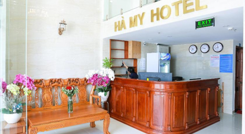 Khách sạn Hà My